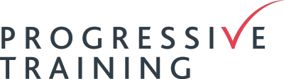 progressive training logo